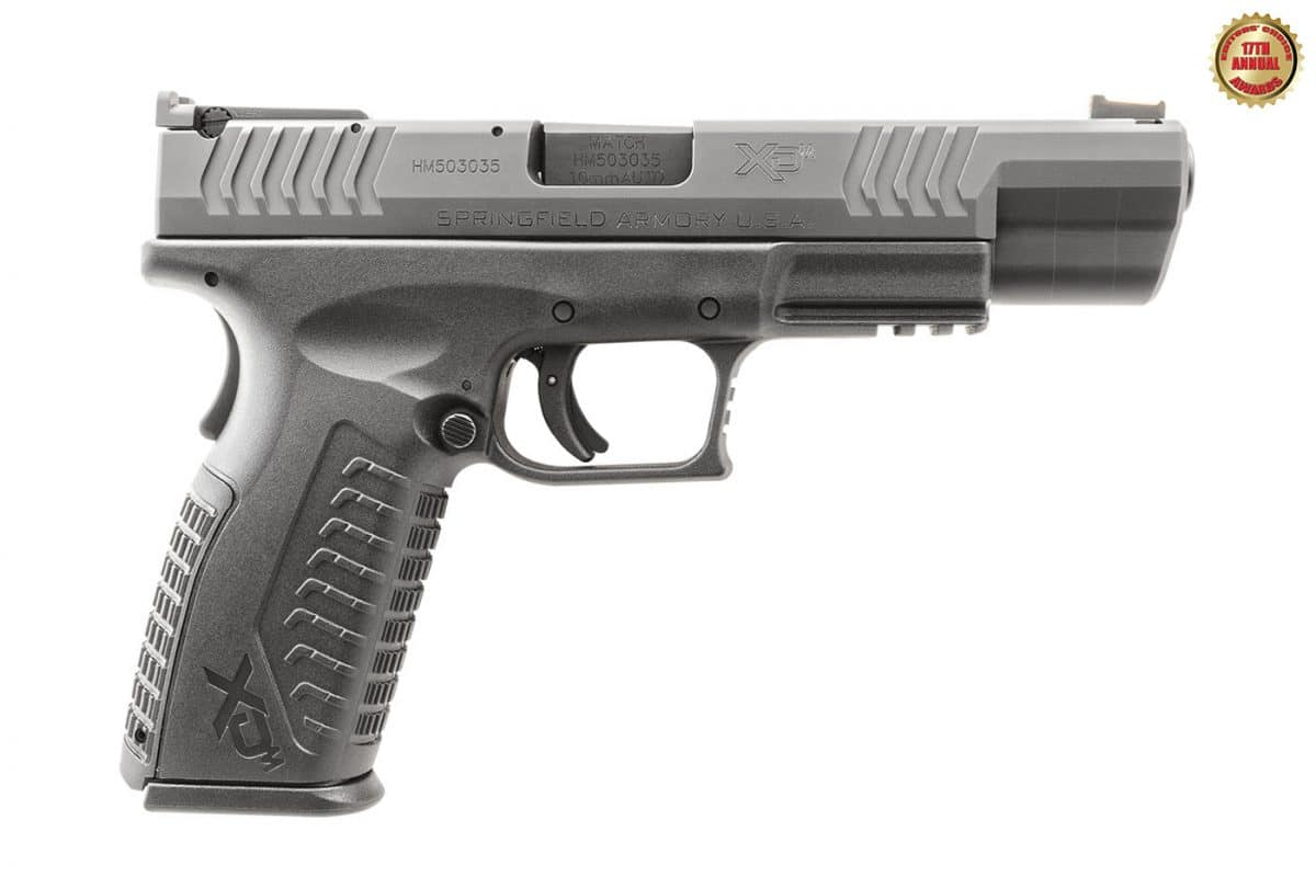 SPRINGFIELD ARMORY XD-M 10MM